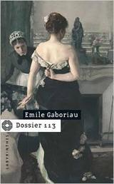 """Afficher """"Le dossier 113"""""""